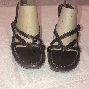 Tommy Hilfiger wedges sandals.